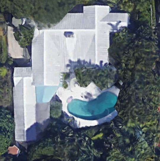 Perfect pool retreat - pool resurfacing